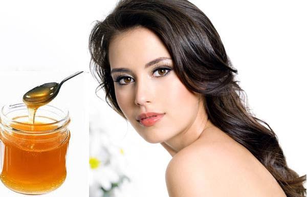Cải thiện làn da với mật ong rừng