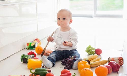 Thay đổi dinh dưỡng khi trẻ bị táo bón