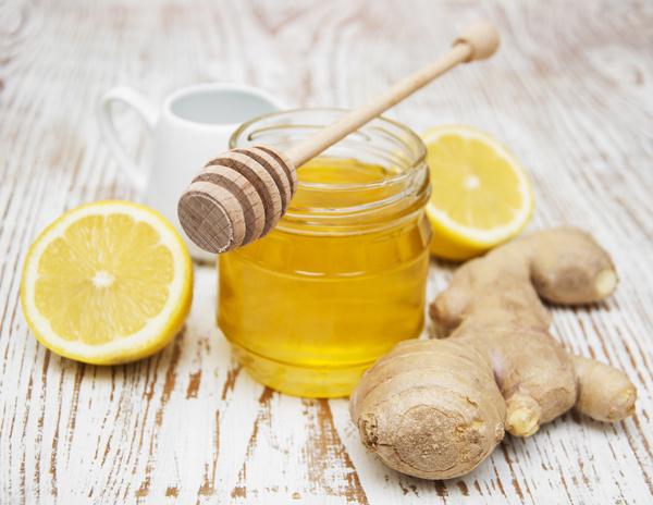 Phương pháp chữa ho hiệu quả bằng mật ong với gừng