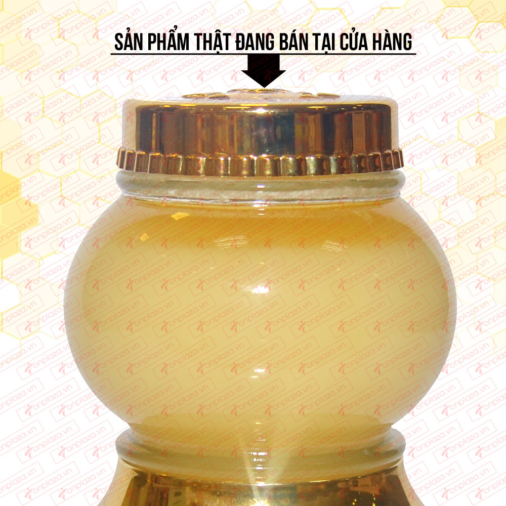 Mật ong trắng Nga Taiga 170ml K094  2