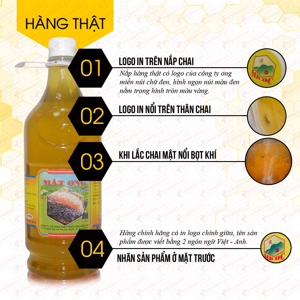 Khách hàng khi mua mật ong cần chú ý đến những thông tin trên bào bì