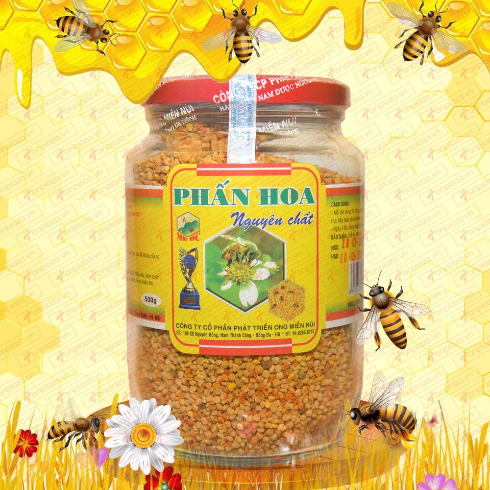 Phấn hoa nguyên chất 500g MO011
