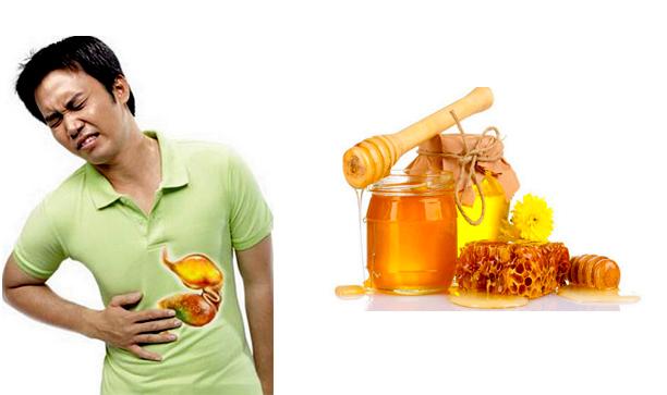 Phương pháp hỗ trợ điều trị bệnh dạ dày bằng nghệ và mật ong