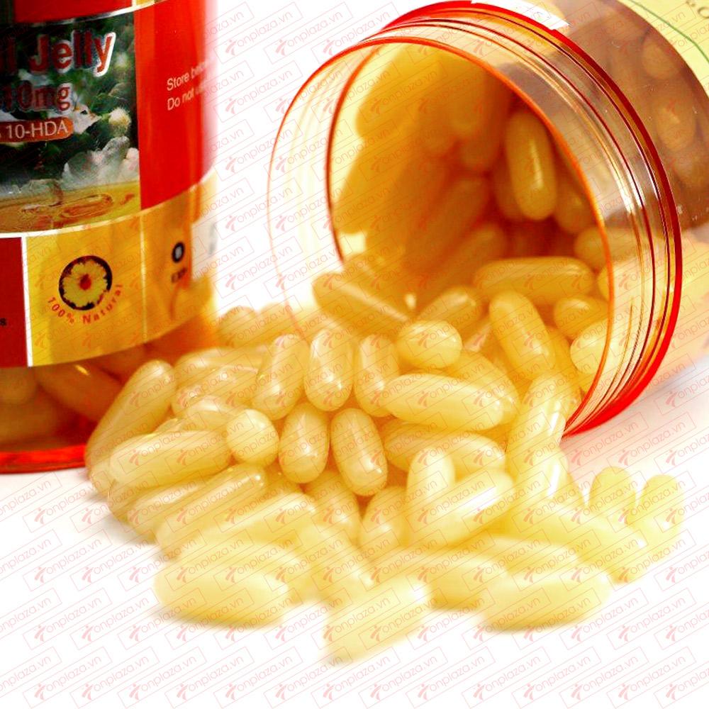 Sữa ong chúa Royal jelly 1610 mg chất lượng
