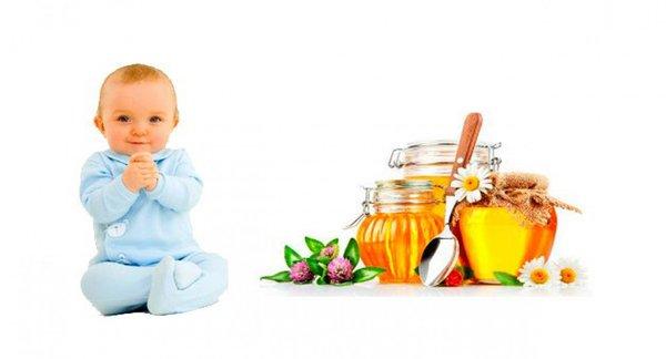 Tác dụng của mật ong đối với hệ tiêu hóa của bé