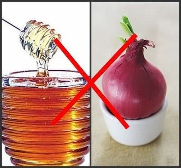 Tránh cho con dùng cùng lúc thực phẩm kỵ và mật ong